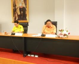 การประชุมคณะกรรมการร่วมภาครัฐและเอกชนเพื่อแก้ไขปัญหาทางเศรษฐกิจกลุ่มจังหวัดภาคกลางตอนล่าง 2 (กรอ.กลุ่มจังหวัด)ครั้งที่ 3 / 2558 วันที่  17  มิถุนายน 2558 เวลา 13.30 น. ณ. ห้องประชุมแม่กลอง ศาลากลางจังหวัดสมุทรสงคราม (ชั้น 5)